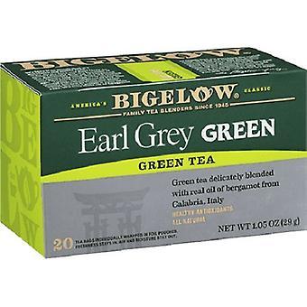 Bigelow Earl Grey Grüner Tee