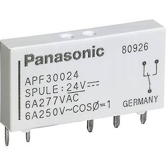 PCB relays 5 Vdc 6 A 1 change-over Panasonic APF30