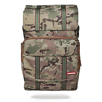 Sprayground Multicam Couture Cargo Backpack