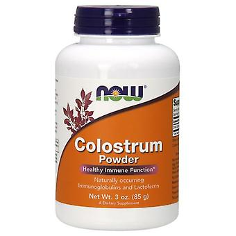 Now Foods Colostrum 100% Pure Powder 85 gr (Vitamins & supplements , Special supplements)