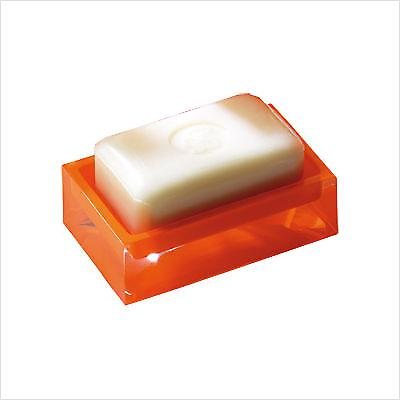 Rainbow Soap Dish Orange