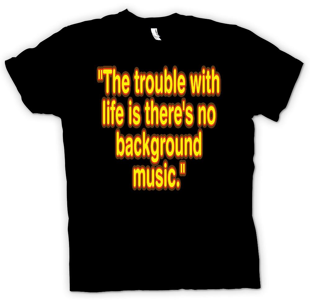 Heren T-shirt-