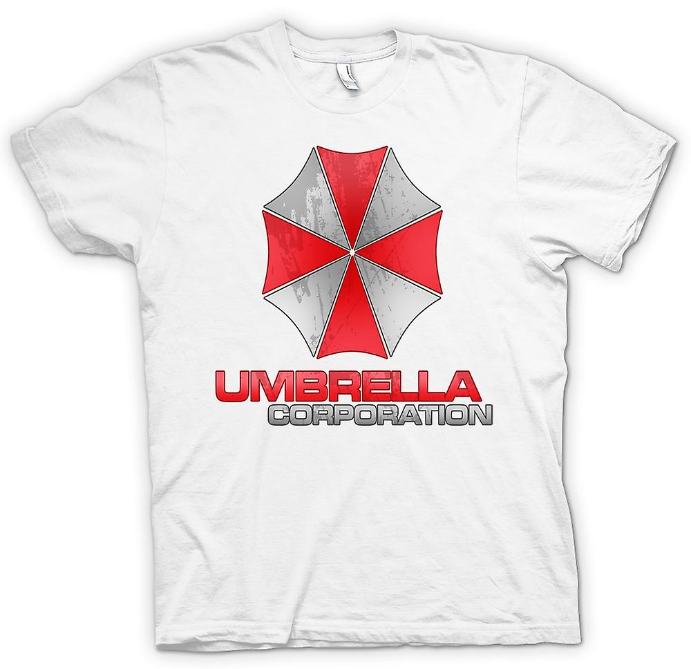 T-shirt-Umberella Corporation