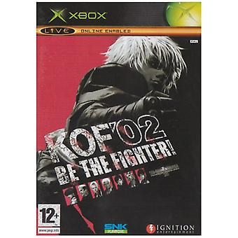 King Of Fighters 2002 (Xbox)