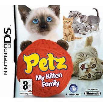Petz mijn Kitten familie (Nintendo DS)