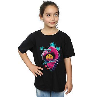 Vincent Trinidad Girls Rad Flamingo T-Shirt