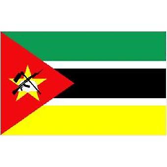 Mosambik Flagge 5 x 3 ft mit Ösen für hängende