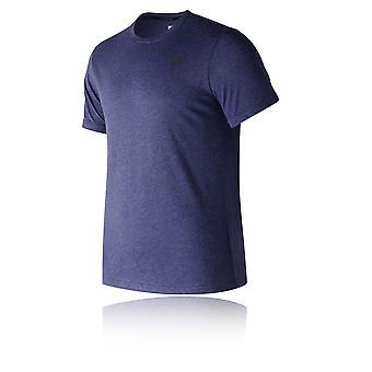 Nieuwe evenwicht Heather Tech Short Sleeve T-Shirt