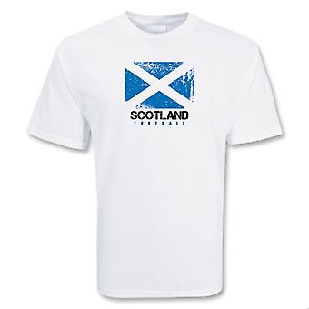 Schottland Fußball-T-Shirt