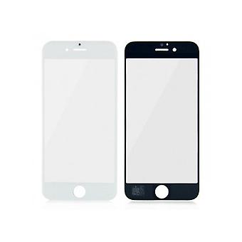 For iPhone 6 - LCD Glass - White | iParts4u