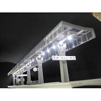 Platform lighting + leads Yellow Mayerhofer Mode