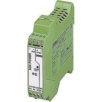 Phoenix Contact MINI-PS-100-240AC/5DC/3 Schiene montiert PSU (DIN) 5 Vdc 3 A 15 W 1 X