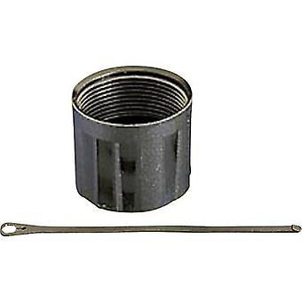 Bulgin PX0810 - Sealing Cap, External Thread, Mini Buccaneer