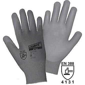 Nylon Protective glove Size (gloves): 9, L EN 388 CAT II