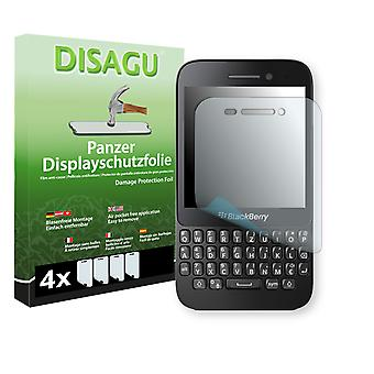 BlackBerry Q5 LTE display protector - Disagu tank protector protector