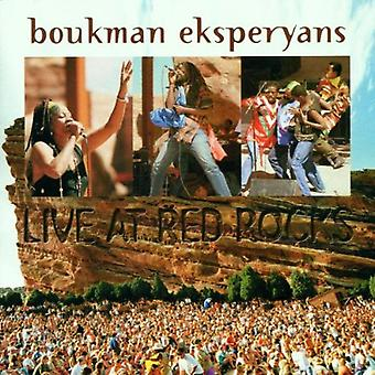 Lukker Ekspyryans - Live på Red Rocks [CD] USA import