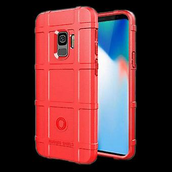 For Samsung Galaxy S9 G960F shield series outdoor red bag case cover protection new