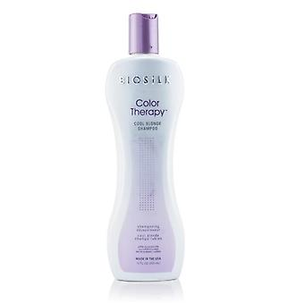 Biosilk Färgterapi Cool Blond Schampo - 355ml / 12 oz