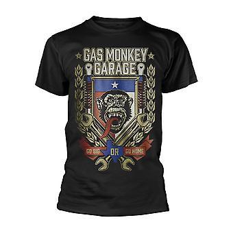 Gas Monkey Garage Go Big Or Go Home T-Shirt