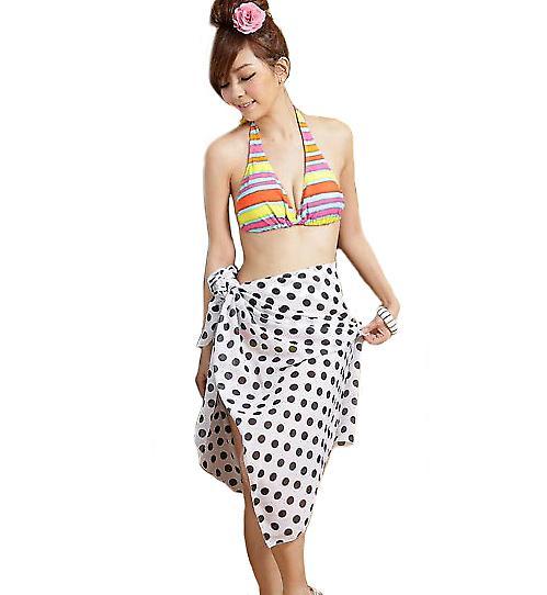 Waooh - Strand - Polka Dot Sarong