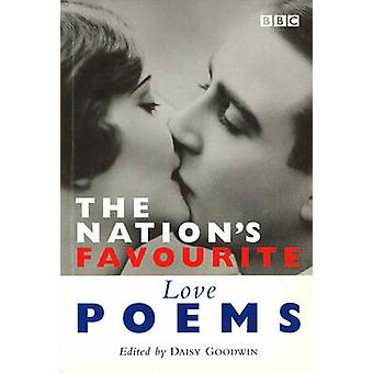 The Nation's Favourite Love Poems by Daisy Goodwin - 9780563383789 Bo