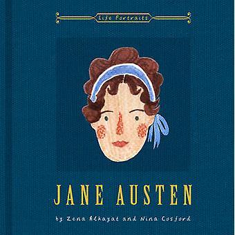 Livre de Jane Austen par Zena Alkayat - Nina Cosford - 9780711236660