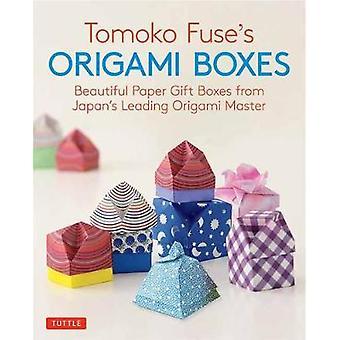 Tomoko Fuse Origami-Schachteln - schöne Papier Geschenk-Boxen aus Japan