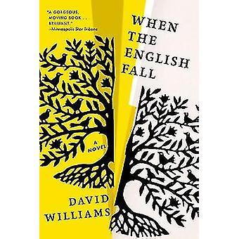 When the English Fall by When the English Fall - 9781616208097 Book