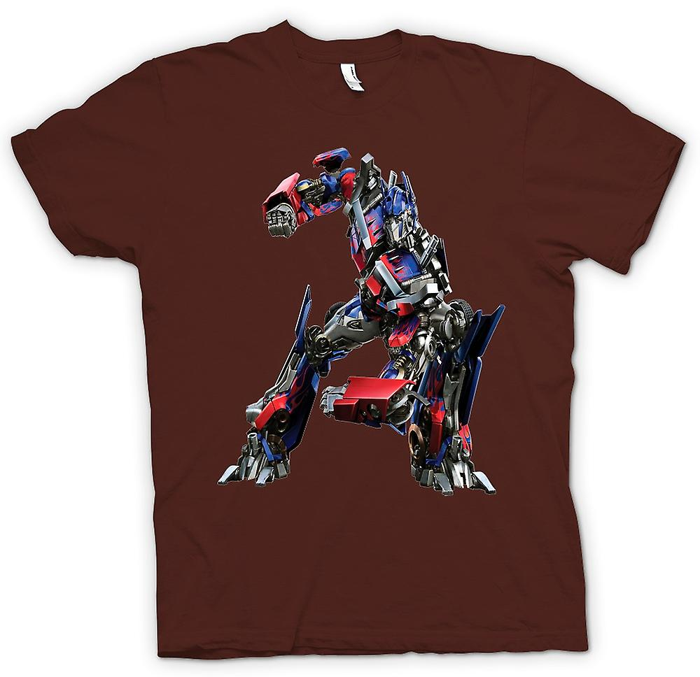 Mens T-shirt - Optimus Prime - Transformers