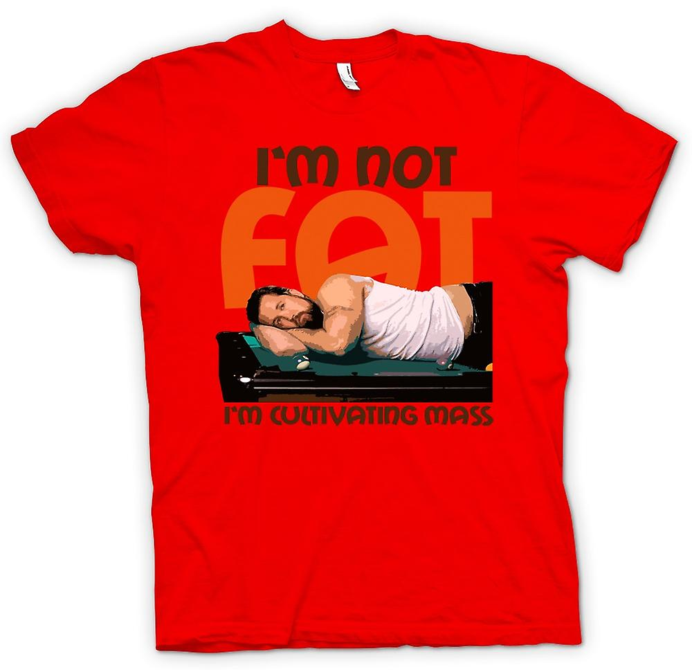 Mens T-shirt - Im Not Fat - Its Always Sunny In Philadelphia