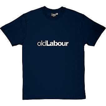 Alte Arbeit Herren T-Shirt