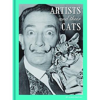 Artistes et leurs chats par Alison Nastasi - livre 9781452133553