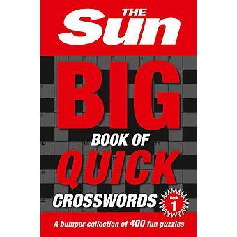 Słońce, duże szybkie krzyżówki Book 1 - zbiór zderzak 4