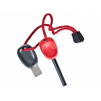Light My Fire Swedish FireSteel 2.0 Scout Magnesium Alloy Fire Starter (Red)
