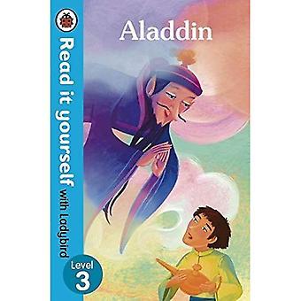 Aladdin - il lire vous-même avec la coccinelle: niveau 3 (Read It Yourself niveau 3)