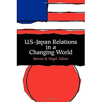 U.S.-Japan Relations in a Changing World