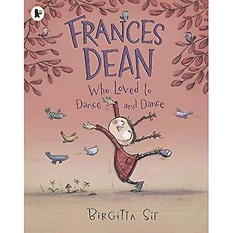 Frances Dean som älskade att dansa och dans