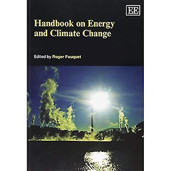 Manuale su energia e cambiamenti climatici