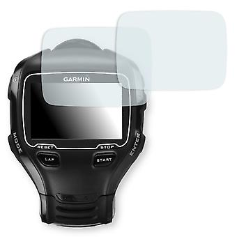 Garmin Forerunner 910XT screen protector - Golebo crystal clear protection film