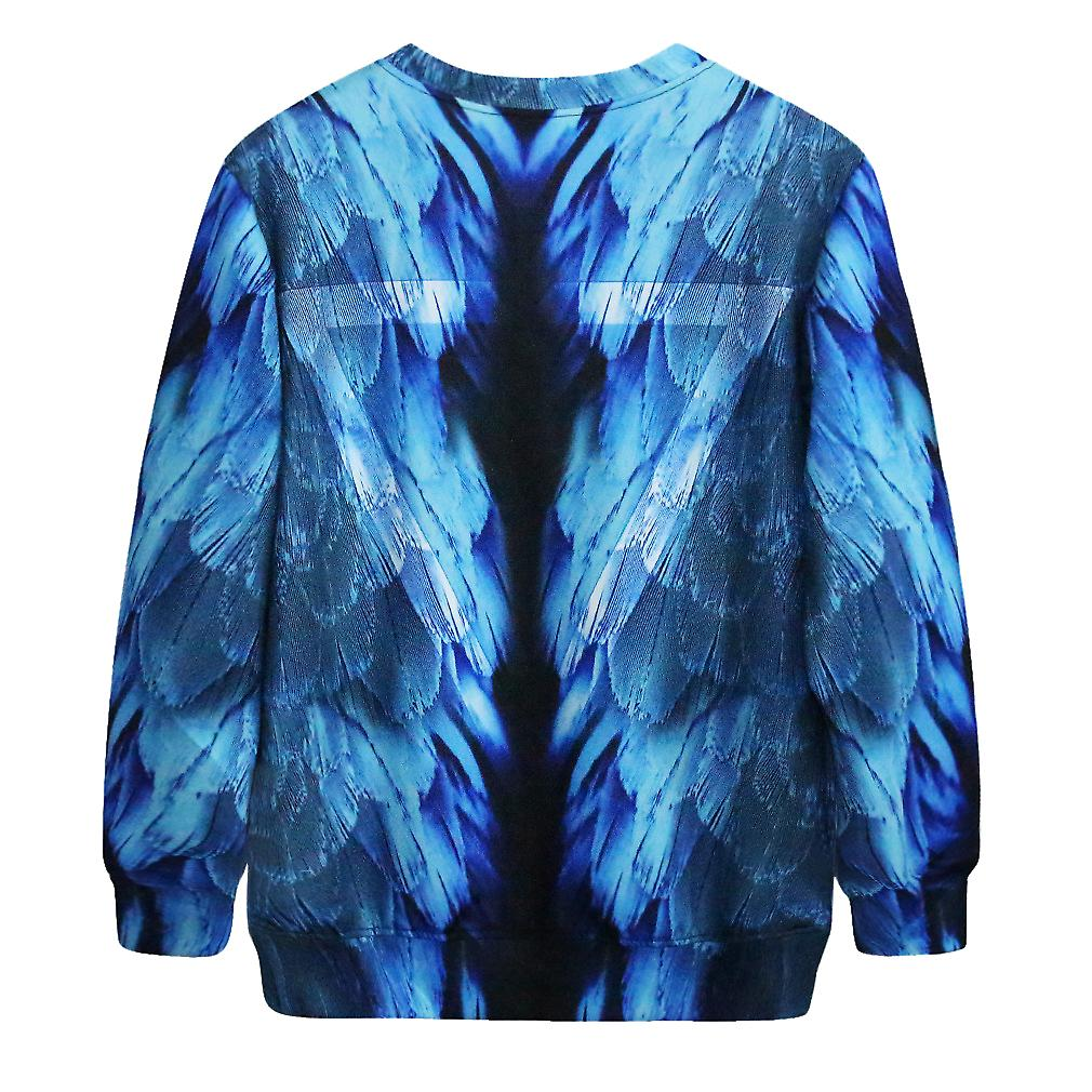 Waooh - Sweatshirt printed Gwyn wings