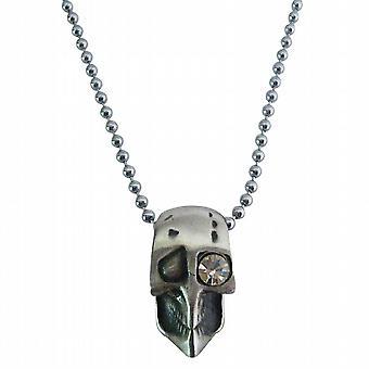 Looking For Stunning Halloween Jewelry One Eye Skull Pendant