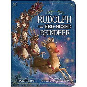Rudolph la renna dal naso rosso [scheda libro]