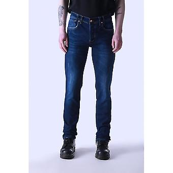 Junq Couture Saro Mid blu Slim Fit Jeans