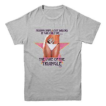 Official VIP T-Shirt - The Lure Of The Triangle