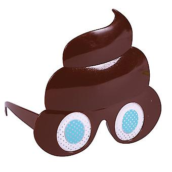 Crap eyewear joke crap eyewear sunglasses of POO glasses