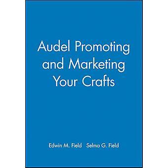 Audel promoción y comercialización de sus artesanías por campo y Edwin M.