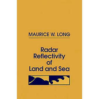 Radar reflektionsförmåga av Land och hav av långa & Maurice W.