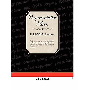 Representative Men by Emerson & Ralph Waldo
