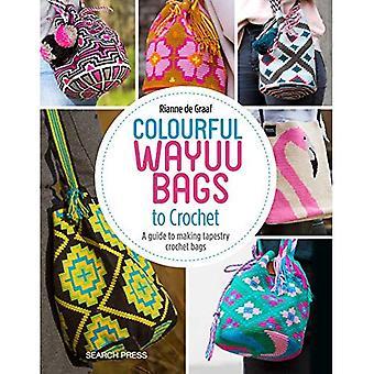 Kleurrijke Wayuu tassen te haken: A Guide to Making Tapestry gehaakte tassen