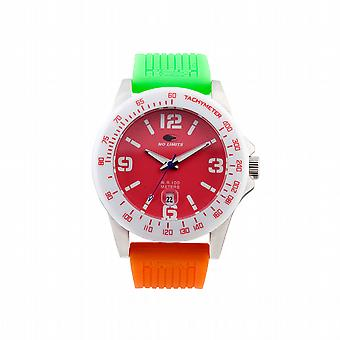 No Limits Unisex Watches Red